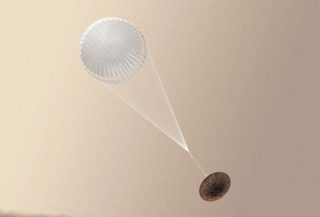 Esa Marte Schiaparelli ExoMars