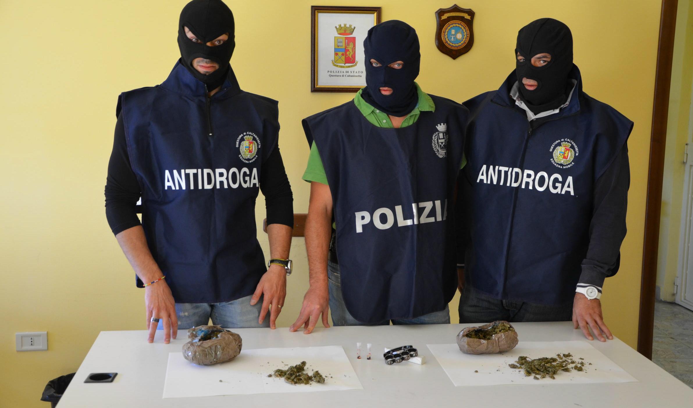 Operazione antifroga, 53 arresti