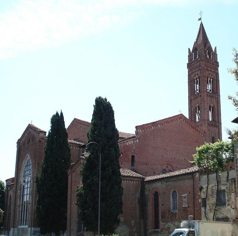 Pisa chiesa San Francesco