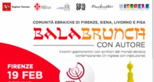 Firenze Livorno Assaf Gavron Rete Toscana Ebraica