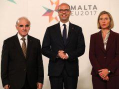 Alfano Mogherini Malta