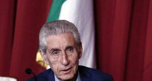 Stefano Rodotà (ph. Adnkronos).