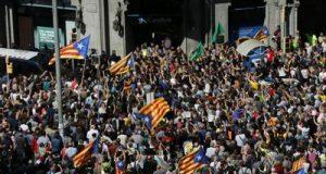 Catalogna blitz guardia civil ph Afp