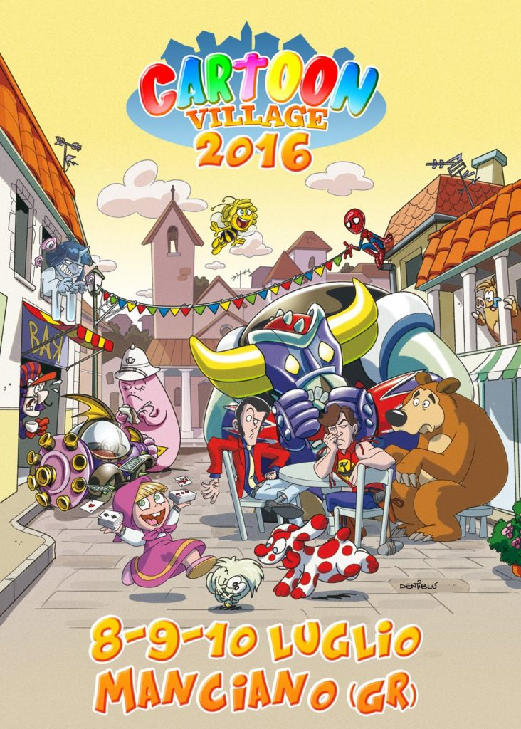 Fumetti cartoon festival Grosseto