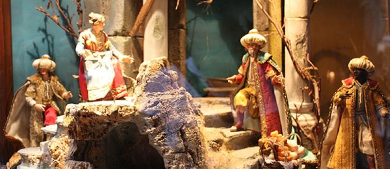 Natale, il mistero dei Re Magi e il sarcofago più grande del mondo