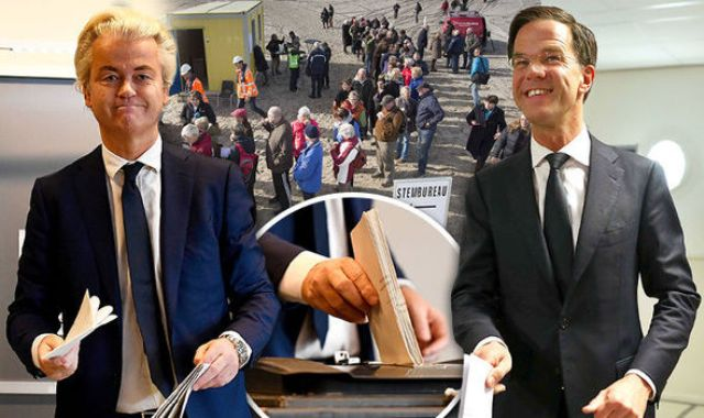 elezioni in olanda mark rutte geert wilders