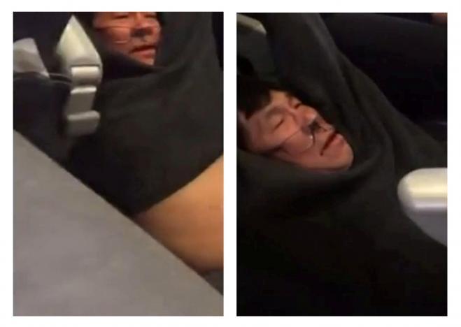 cacciato dall'aereo