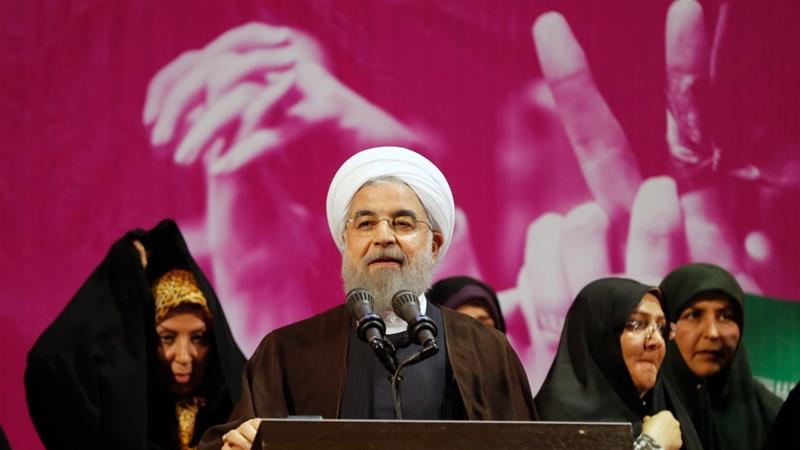 Iran presidente Rouhani
