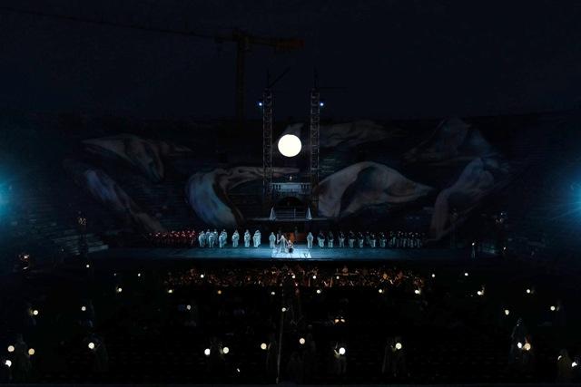 Arena di Verona Opera Festival Aida