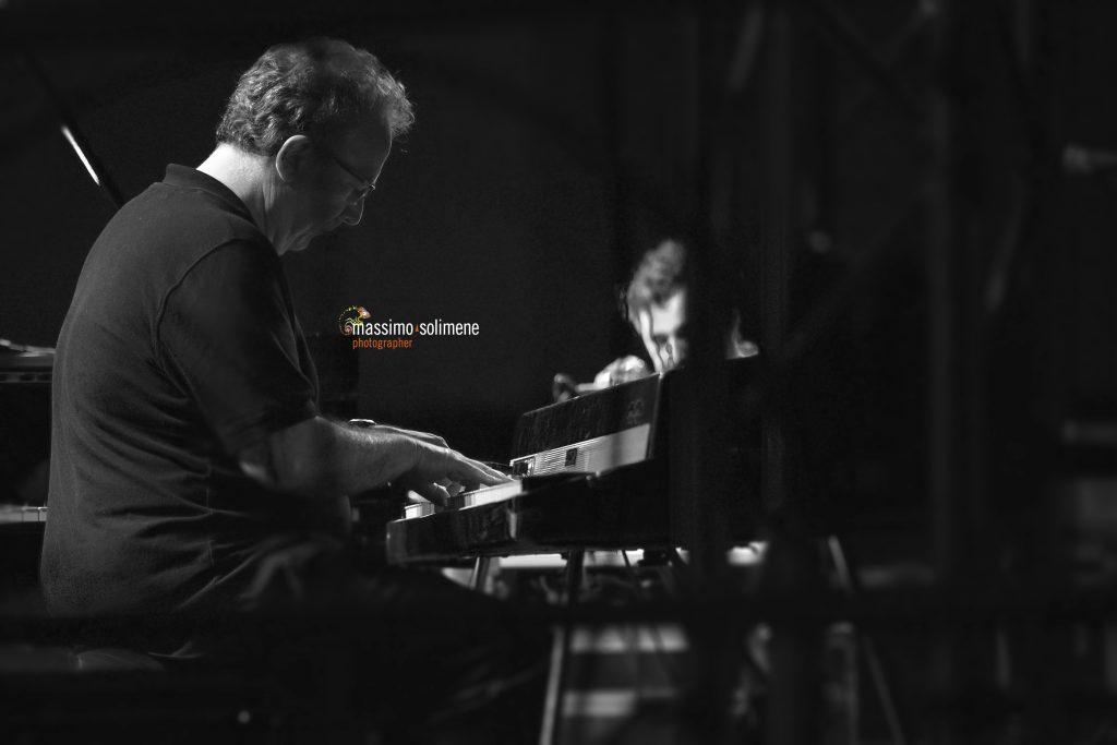 Paolo Fresu & Uri Caine al Sant'Elmo estate 2017 (ph. In24 / Massimo Solimene)