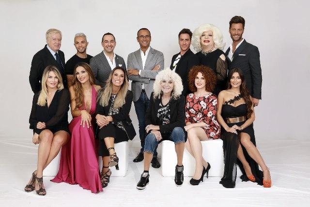 Tale e quale show il cast dell'edizione 2017