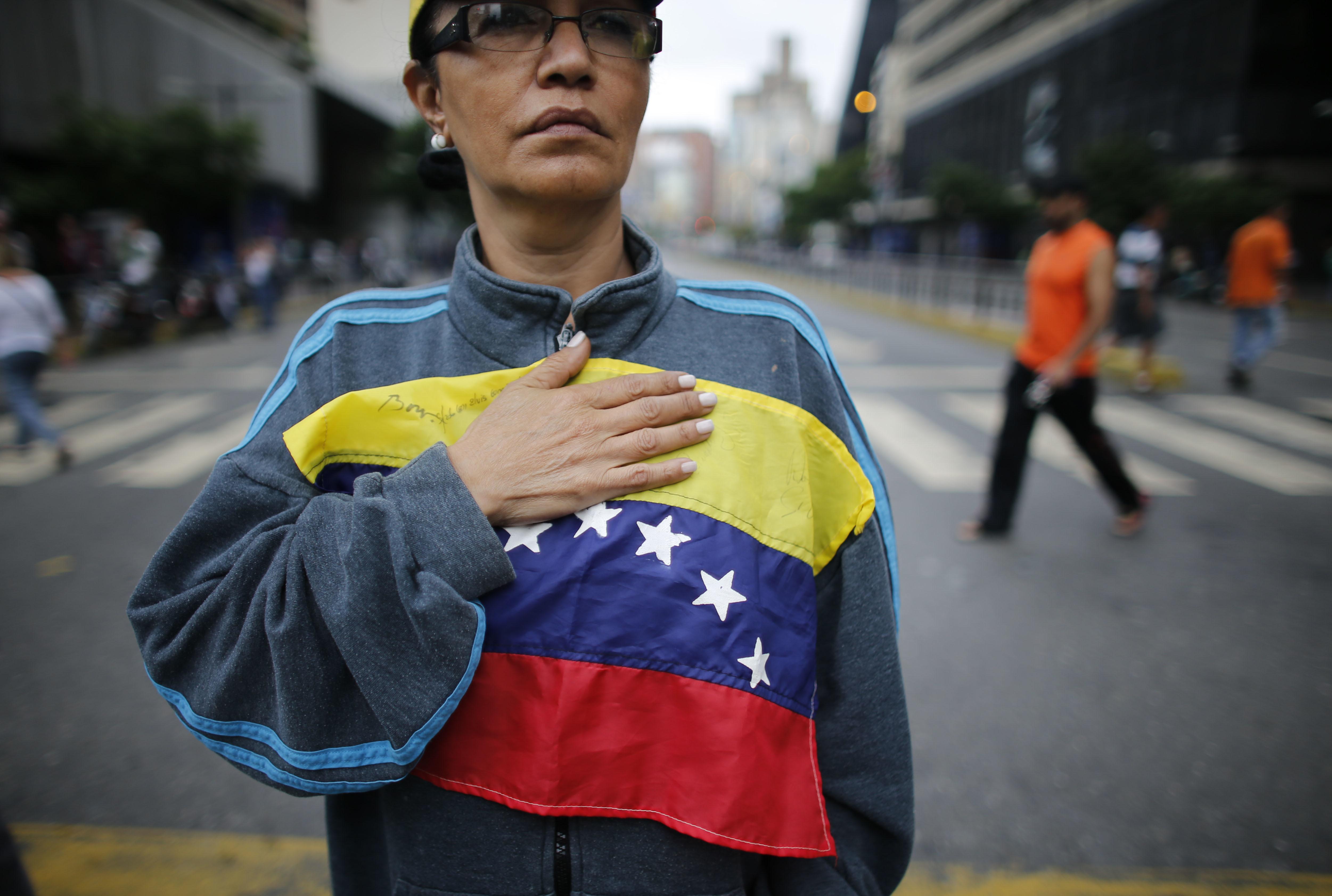 Premio Sacharov 2017 al Venezuela