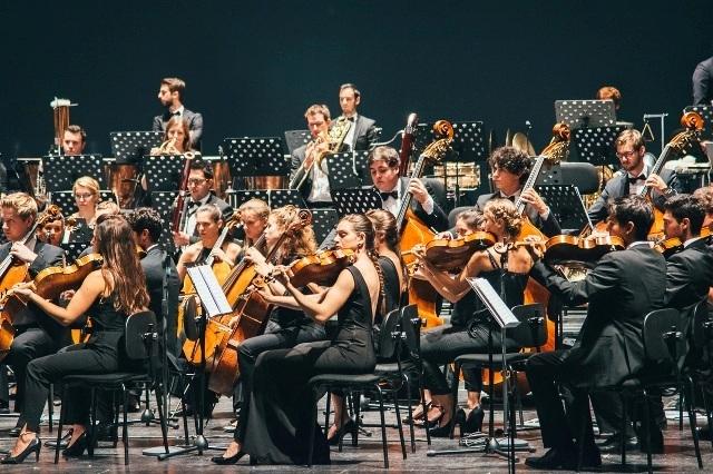 La Gustav Mahler Jugendorchester in concerto.