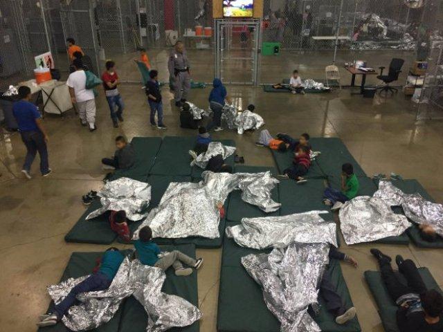 Rio Grande Valley Reuters migranti bambini