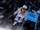 Cortina 2021 Alpine Ski World Championships. Romed Baumann (GER) argento in superg Cortina d'Ampezzo 11/02/2021 (Photo: Pentaphoto Marco Trovati).