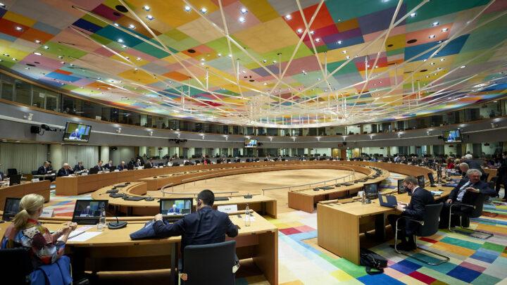 Il Consiglio europeo degli Affari esteri del 22 febbraio 2021 a bruxelles, in agenda i diritti umani.