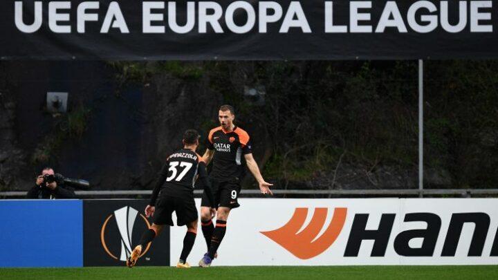 Europa League: Roma vince in Portogallo, perde il Napoli, pareggia il Milan (Credit AS Roma Foto Gallery Website)